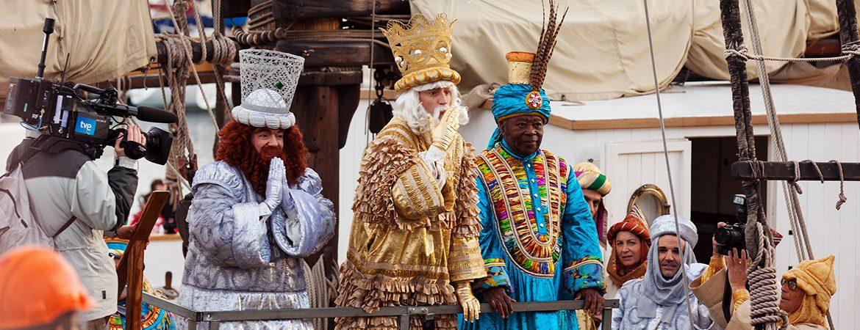Three Kings' Parade