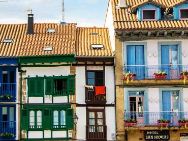 The Most Colourful Squares in Spain