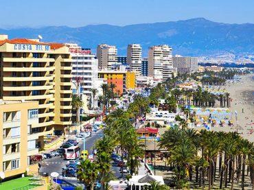 Torremolinos, legendary international tourism destination since the 1950s