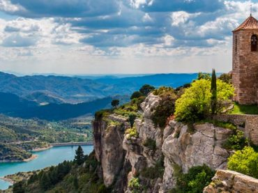 Siurana, the last Muslim stronghold with impressive views