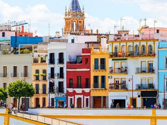 Spain's Most Colourful Quarters