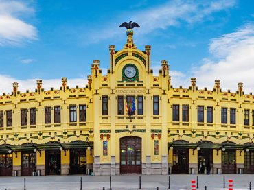 The most beautiful train stations in Spain