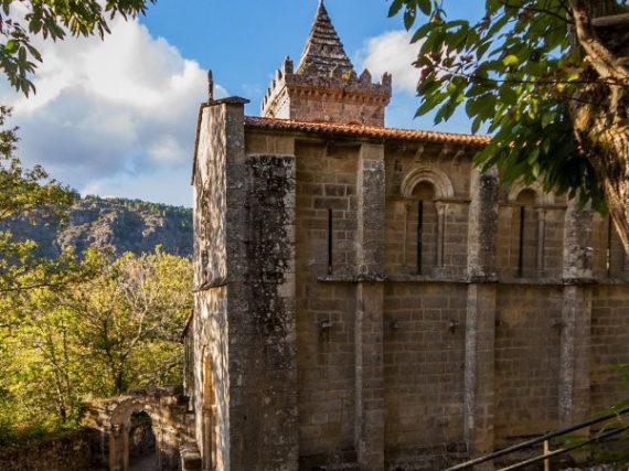 Monastery of Santa Cristina de Ribas de Sil, the heart of Ribeira Sacra