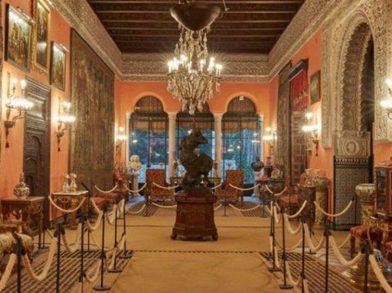 Palacio de Las Dueñas, the Seville museum where Antonio Machado was born