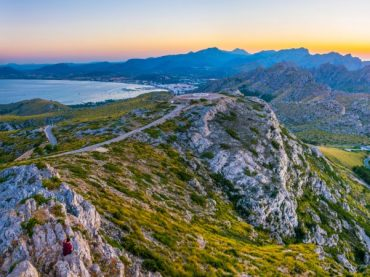 The route of the Knights Templar through Mallorca