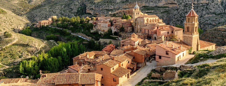beautiful towns in Teruel