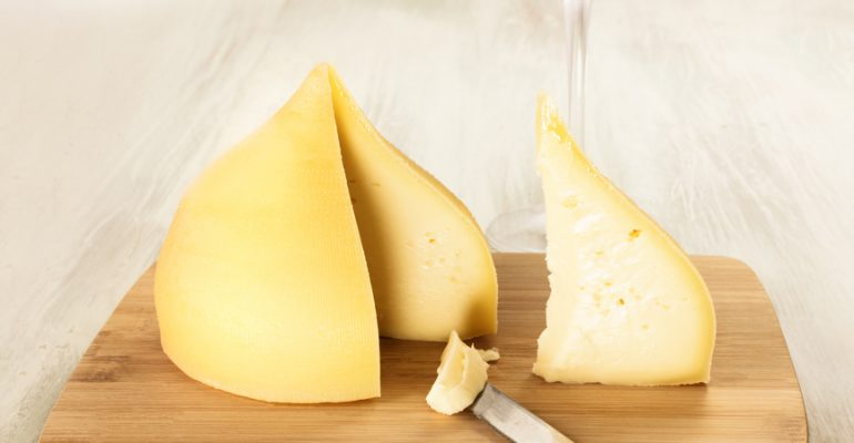 Galicia in five of its most popular cheeses