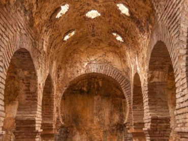 The best preserved Arab baths in the Iberian Peninsula