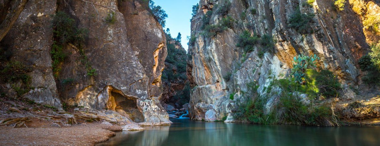 water route chelva