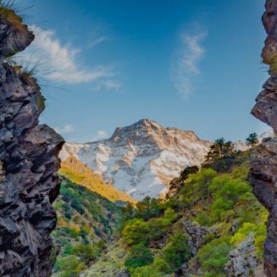 Vereda de la Estrella route, a fascinating trail in Sierra Nevada