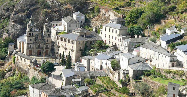 Nuestra Señora de las Ermitas, the impressive temple hidden in the mountains of Galicia