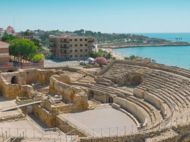 Roman Amphitheater of Tarragona, ancient and eternal   7 wonders of Ancient Spain