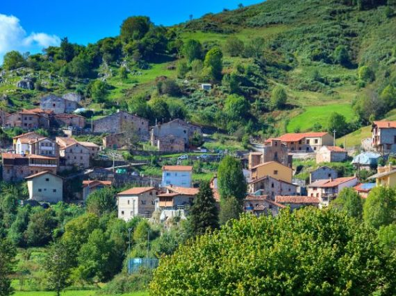Tresviso, the most isolated village in Cantabria