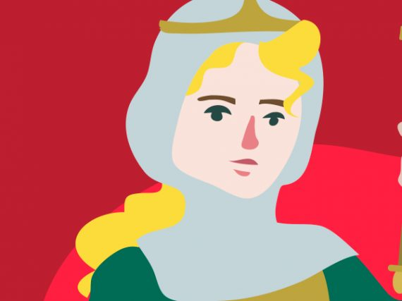 Doña Urraca la Asturiana, the rebellious queen | Timeless Women 7