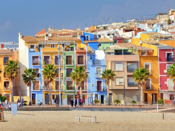 Villajoyosa, the town that smells of chocolate