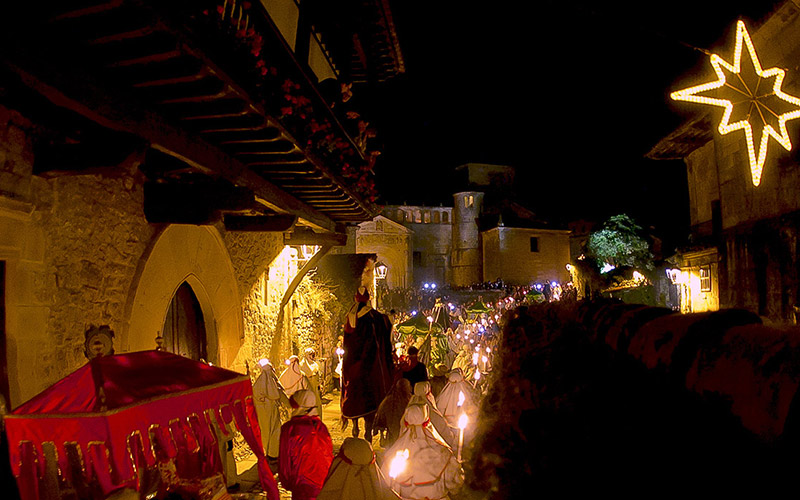 Fairy-Tale Spanish Towns to Visit at Christmas: Santillana del Mar