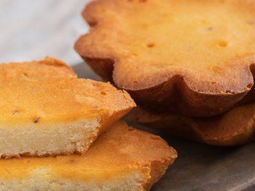 Quesadilla, the typical dessert of the island of El Hierro