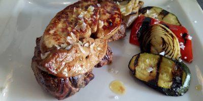 comer carnes Valderrobres restaurante asador baudilio