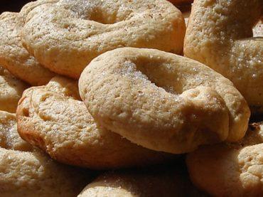 Valencian anise rolls, the ideal breakfast