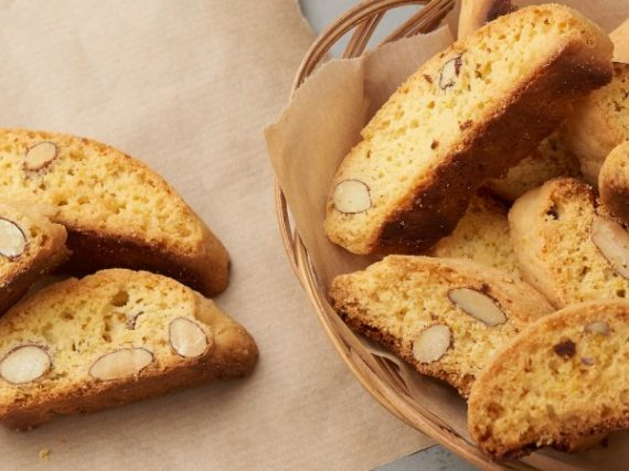Almond Rosegons Recipe, Italian Biscotti Valencian Style