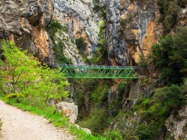 Cares Trail in Picos de Europa