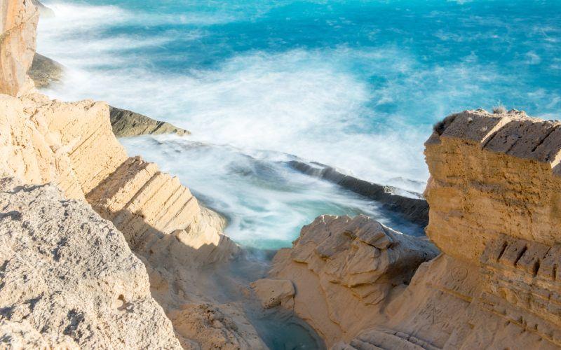 Ibizan beach