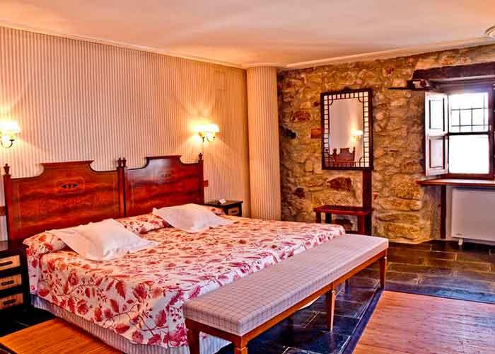 Dónde dormir en Miranda del Castañar