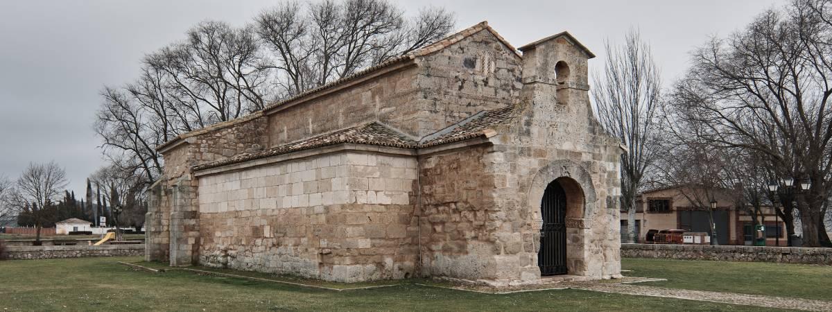 San Juan de Baños, the great Visigothic temple of northern Spain