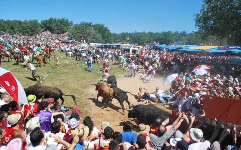 Fiestas patronales de España en junio