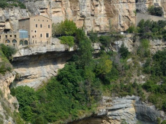 Sant Miquel del Fai, the monastery as beautiful as secluded