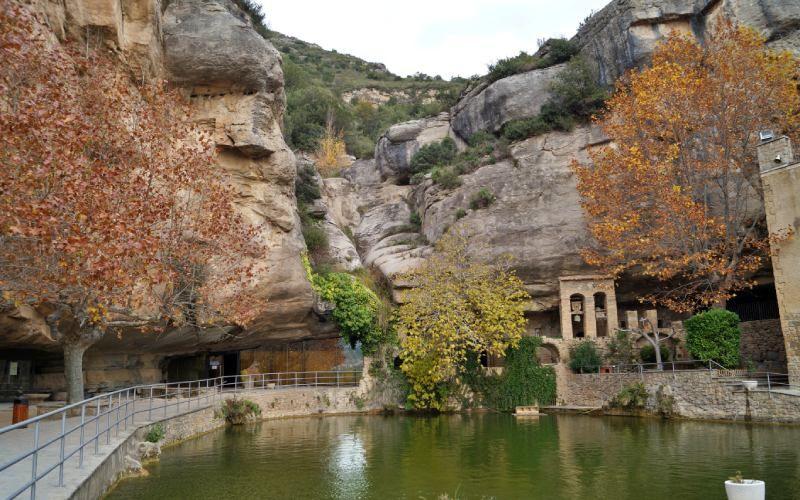 Monastery of Sant Miquel del Fai