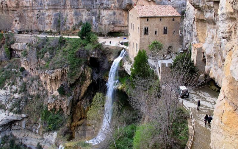 Monastery of Sant Miquel de Fai