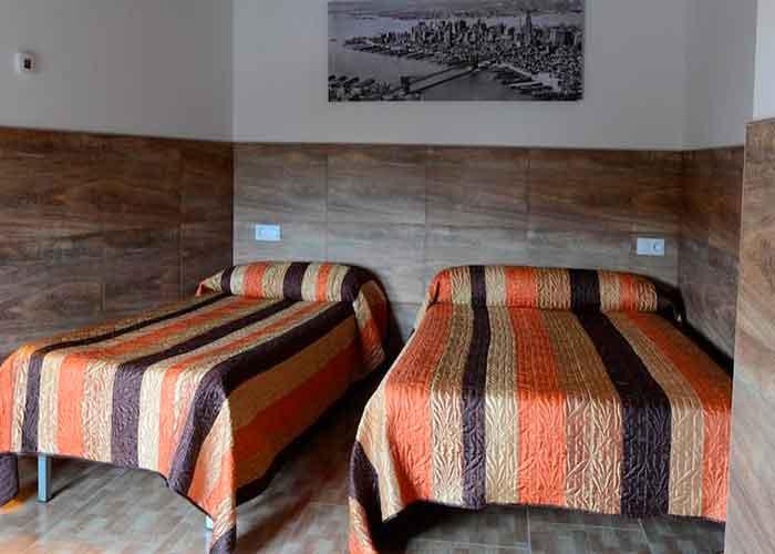 Dónde dormir en Sahagún