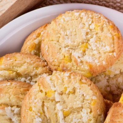 Spanish Mantecados Recipe, special orange and lemon cookies