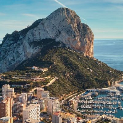 Peñón de Ifach, breathing the Mediterranean at the edge of the world