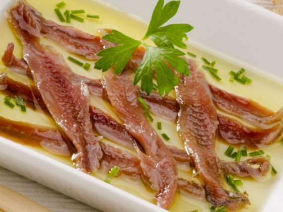 Cured Anchovies in Salt Recipe, the gem of the Cantabrian Sea