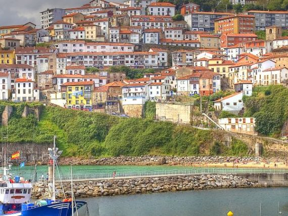 One-week route through the villages of the coast of Asturias