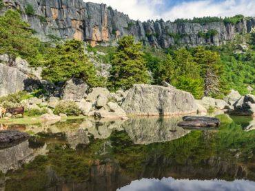 The Black Lagoon, a myth of Soria | A Weekend Getaway