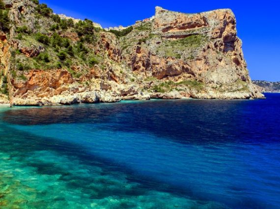 Moraig cove, the Mediterranean beach to go to before it is too late