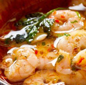 Gambas al Ajillo Recipe (Spanish Delicious Garlic Shrimp)