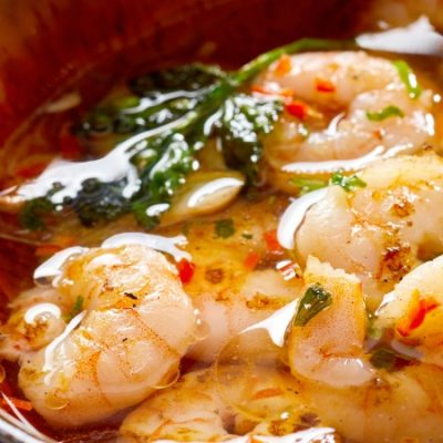 Gambas al Ajillo Recipe (Spanish Delicious Garlic Shrimp)