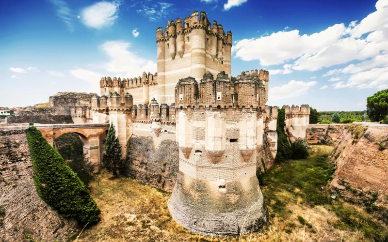 castle of Coca