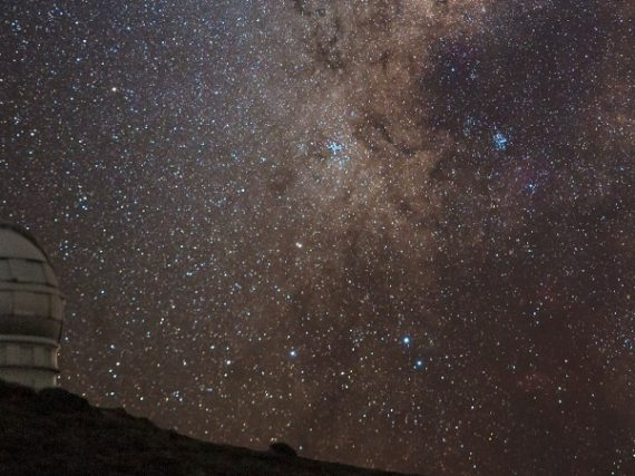 Roque de los Muchachos, the best place in the world to stargaze
