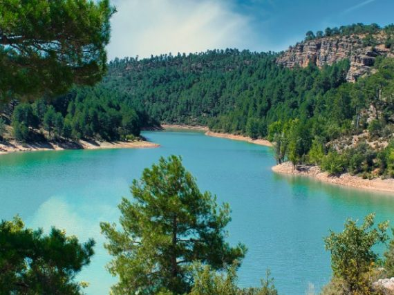 Fascinating lakes in Castile La Mancha to enjoy this summer