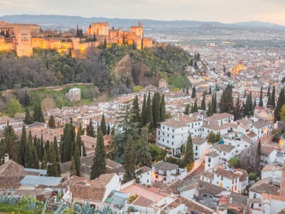 Fascinating Granada, its most beautiful villages