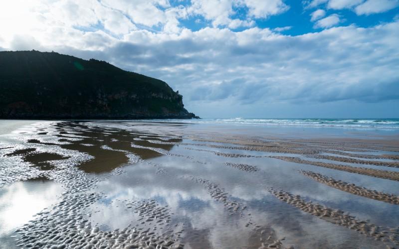 beach of Berria