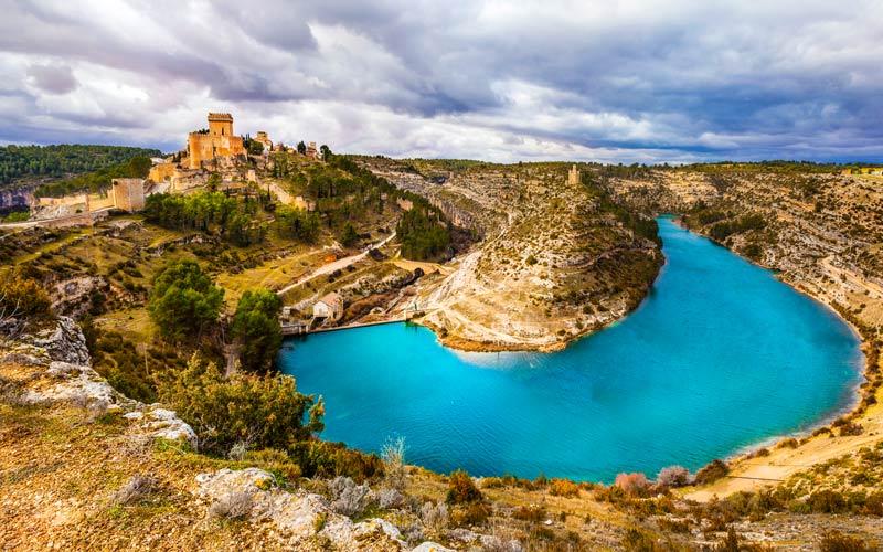 Lugares desconocidos de la Mancha: Alarcón