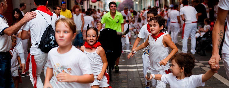 The True Festival of San Fermín