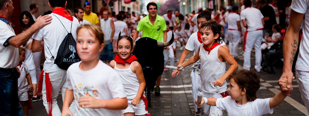 The True Festival of San Fermín