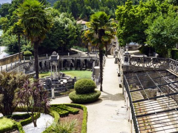 The Pasatiempo Park, at the service of Betanzos